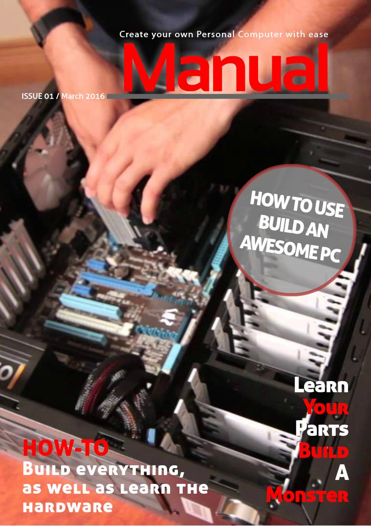 PC Build Manual 1