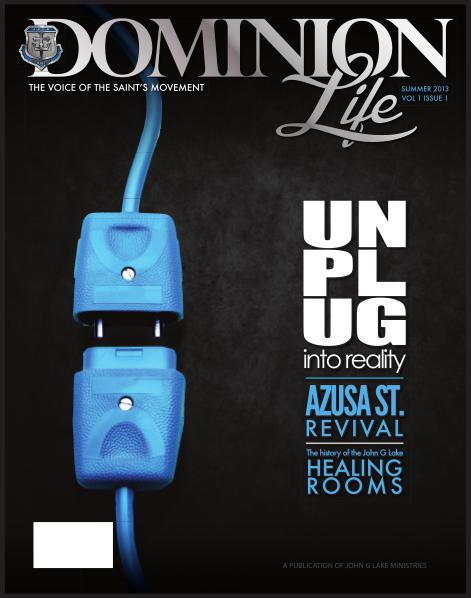 Dominion Life Magazine Vol. 1