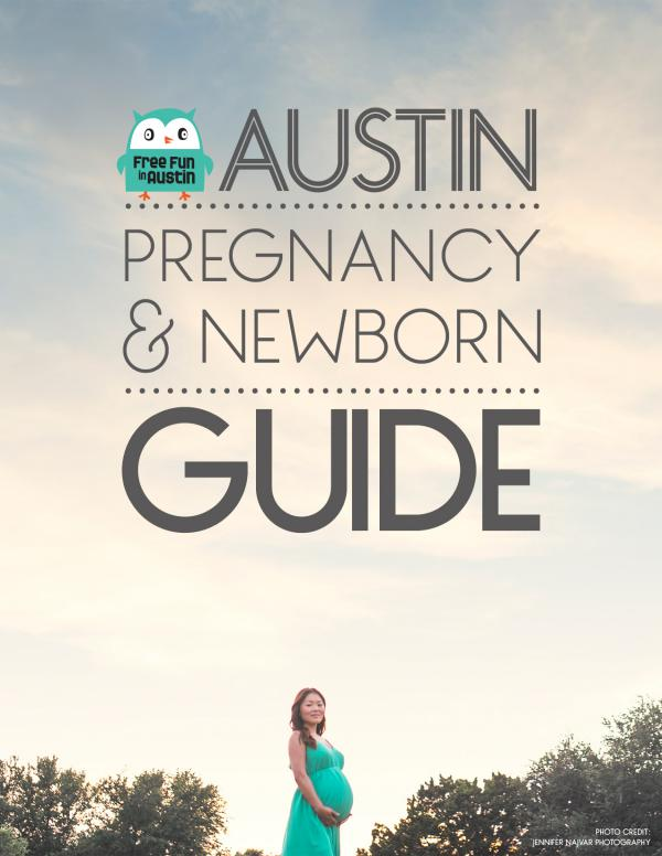 Austin Pregnancy & Newborn Guide 1