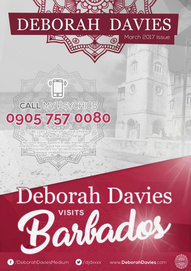 Deborah Davies Expert Medium March 2017
