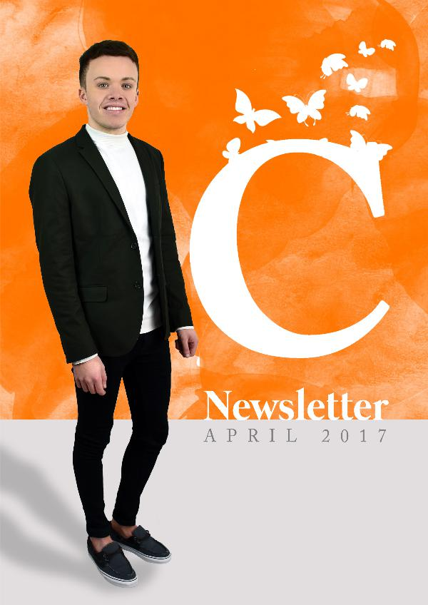 Chris Riley Monthly Newsletter April 2017