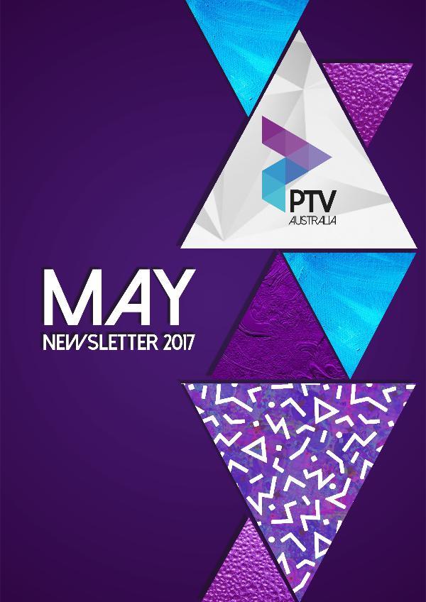 PTV Newsletter May 2017