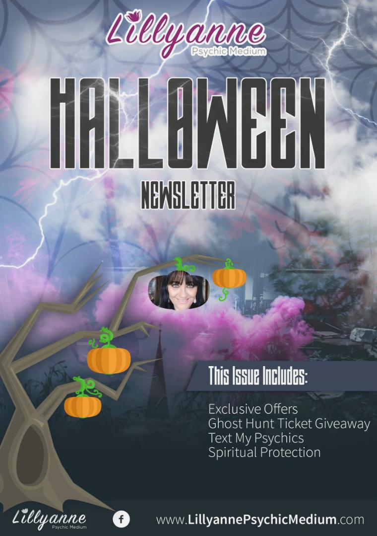 Halloween Issue
