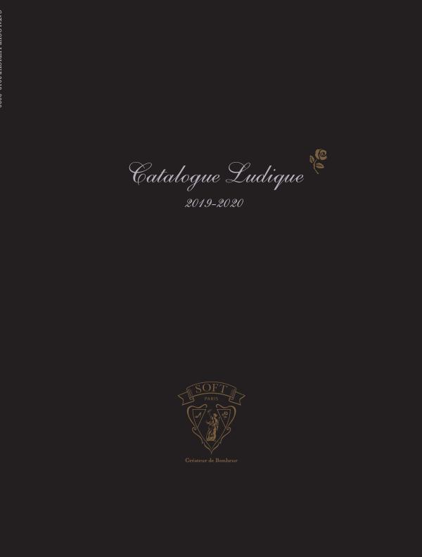 Catalogue Ludique 2019-2020 Catalogue Ludique 2019-2020 (Sans Prix)