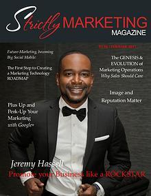 Strictly Marketing Magazine February March 2017
