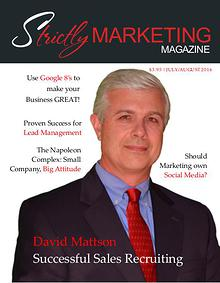 Strictly Marketing Magazine July/August 2016 Issue