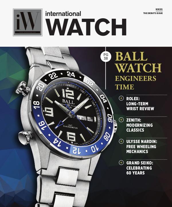 iW Magazine Spring 2020
