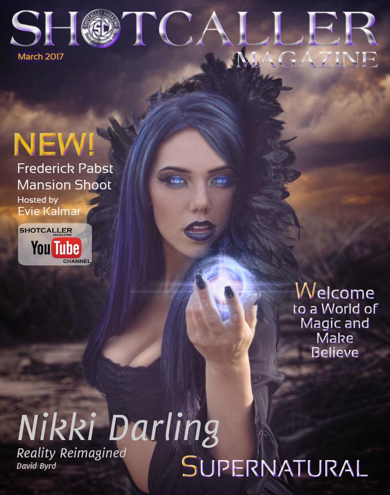 Shotcaller Magazine Supernatural