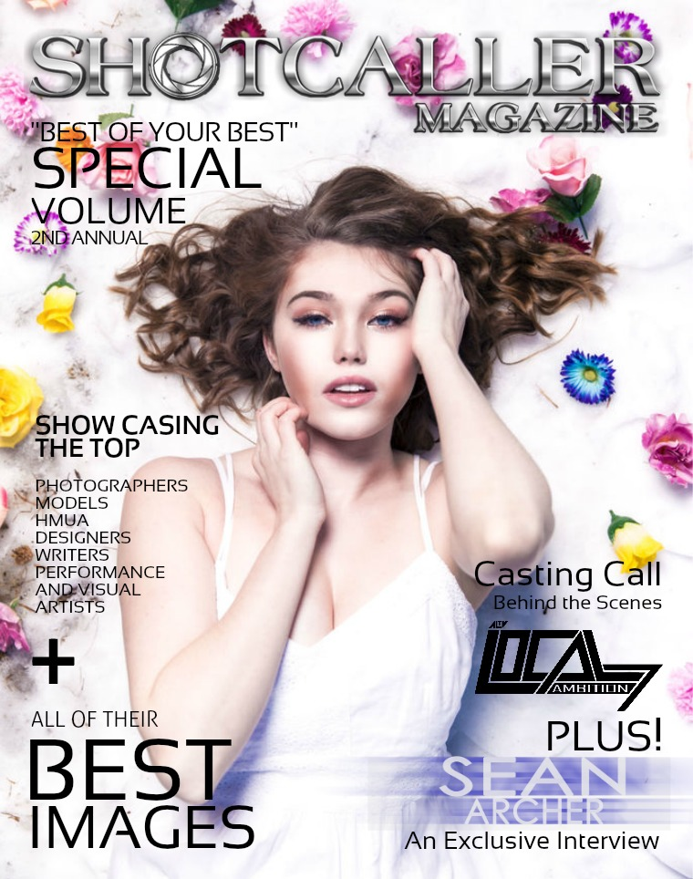 Shotcaller Magazine Best of Your Best  v2.0