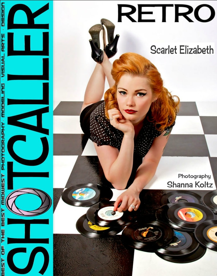 Shotcaller Magazine Retro
