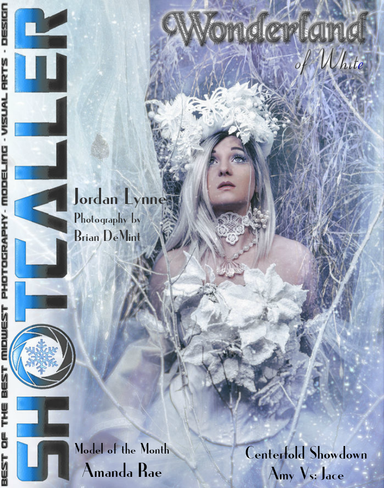 Shotcaller Magazine Wonderland of White