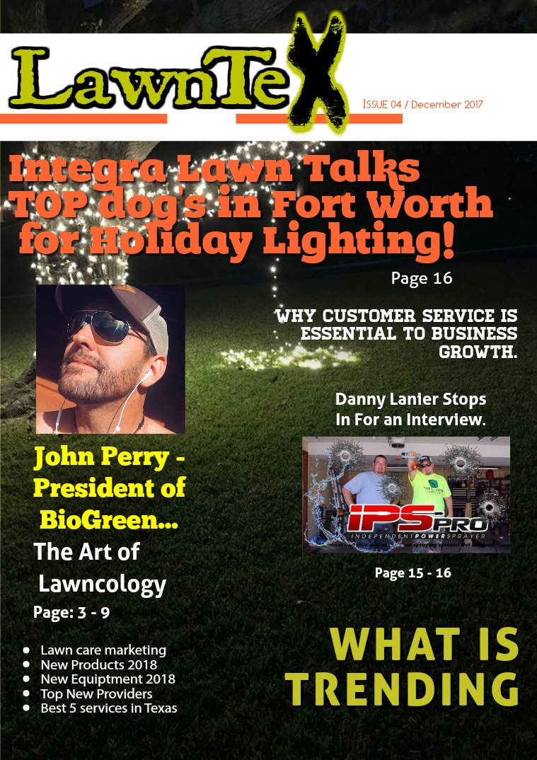 LawnTeX Magazine Issue 2 Volume 4