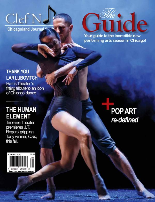Autumn 2019 Issue - Featuring the Guide