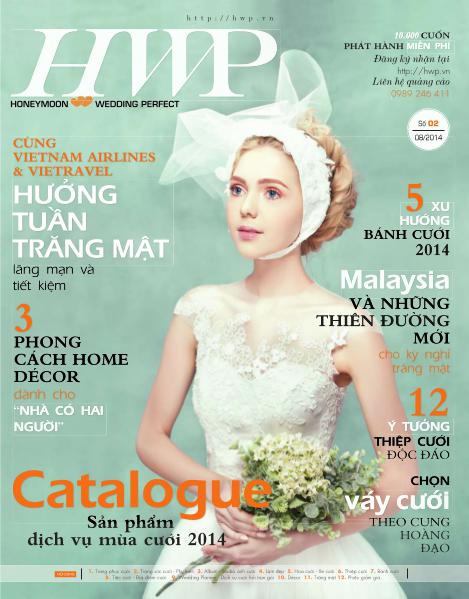 Catalogue Cưới HWP2014