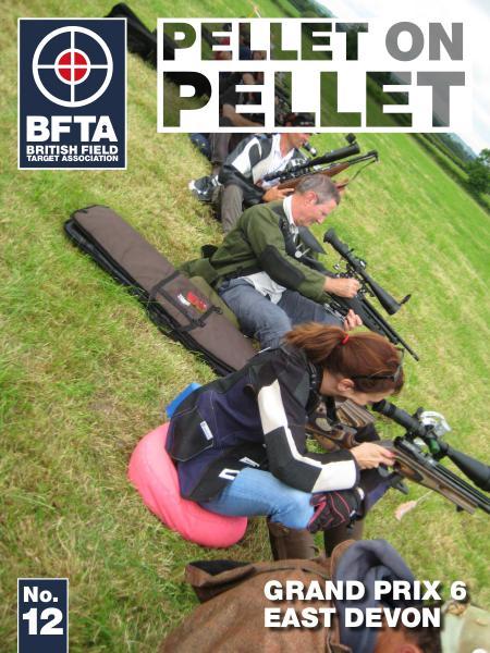 Pellet On Pellet Magazine No.12 BFTA Grand Prix 6 East Devon 2016