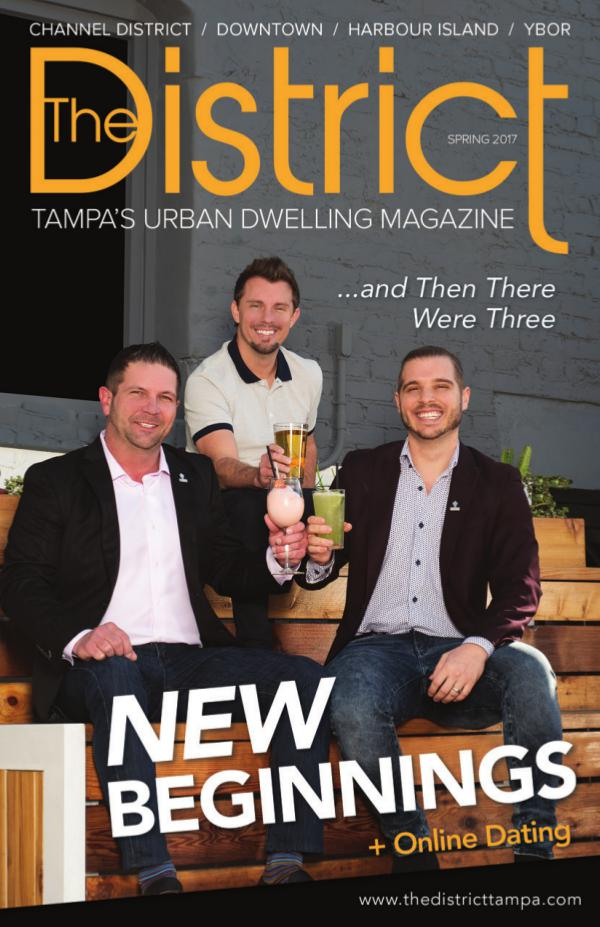 The District Magazine Vol. 2 Issue 1, Spring 2017