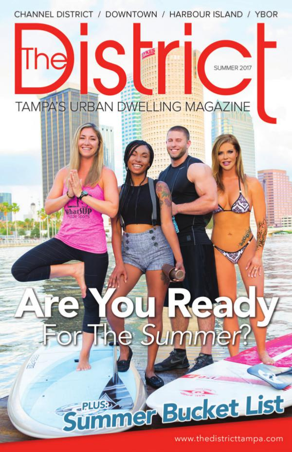 The District Magazine Vol. 2 Issue 2, Summer 2017