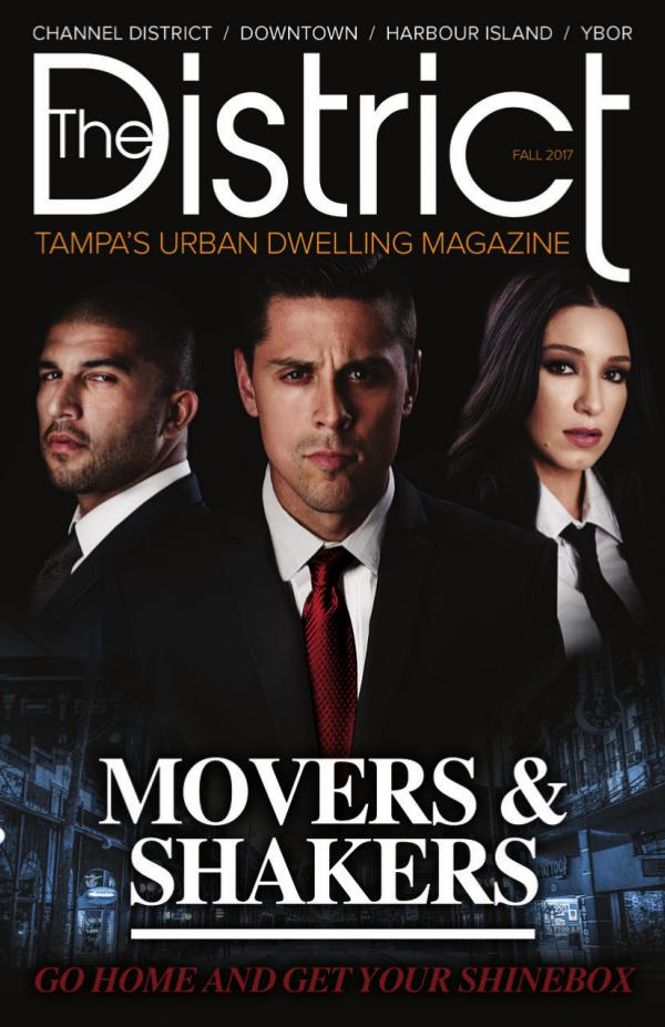 The District Magazine Vol. 2 Issue 3, Fall 2017
