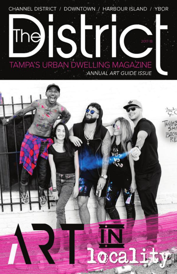 The District Magazine 2017 Annual