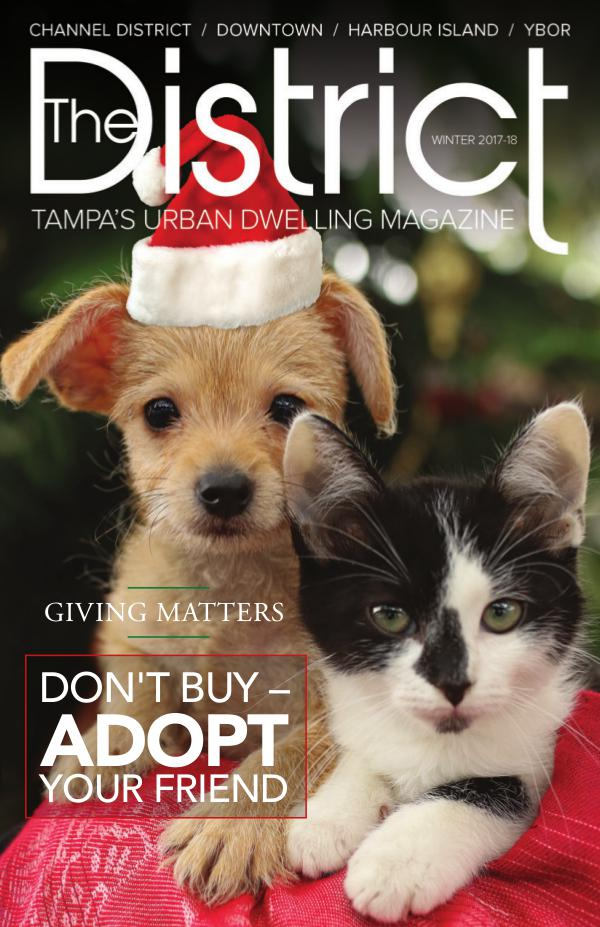 The District Magazine Vol. 2 Issue 5, Winter 2017-18