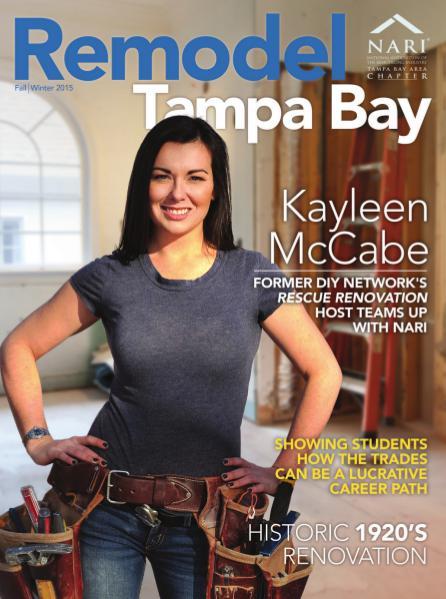 Remodel Tampa Bay Fall/Winter 2015