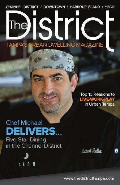 The District Magazine Volume 1 Issue 1, 2016