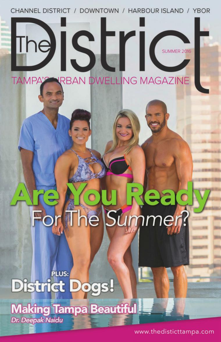 The District Magazine Vol. 1 Issue 2, Summer 2016