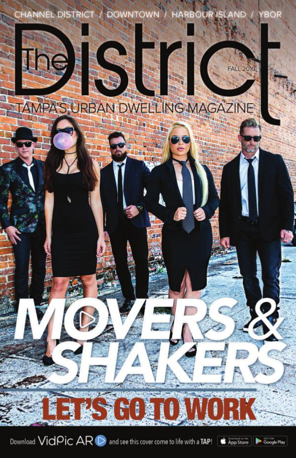 The District Magazine Vol. 1 Issue 3, Fall 2016
