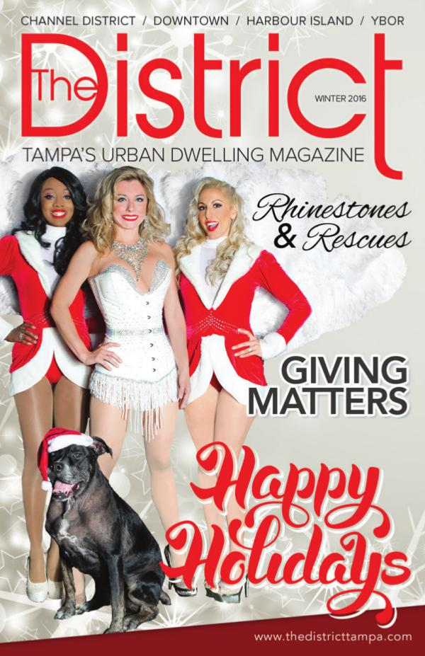 The District Magazine Vol. 1 Issue 4, Winter 2016
