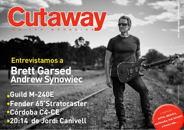 Cutaway Guitar Magazine CUTAWAY 67