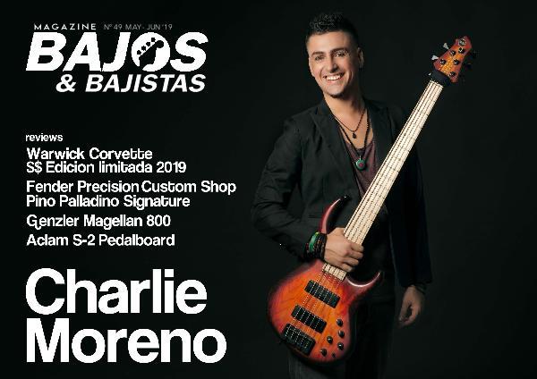 Cutaway Guitar Magazine BAJOS Y BAJISTAS 49