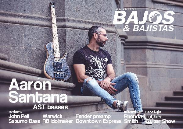 Cutaway Guitar Magazine BAJISTAS N52
