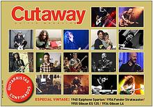 Cutaway Guitar Magazine