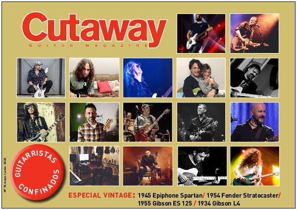 Cutaway Guitar Magazine CUTAWAY76