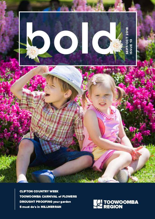 BOLD - Issue 13 September/October SEPOCT18_BOLD_NL_Joomag