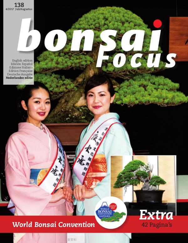 BONSAI FOCUS - Nederlands 2017-4