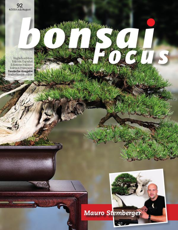 BONSAI FOCUS - Deutsch 2018-4