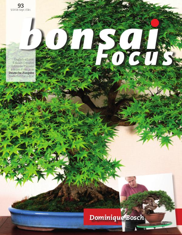 BONSAI FOCUS - Deutsch 2018-5
