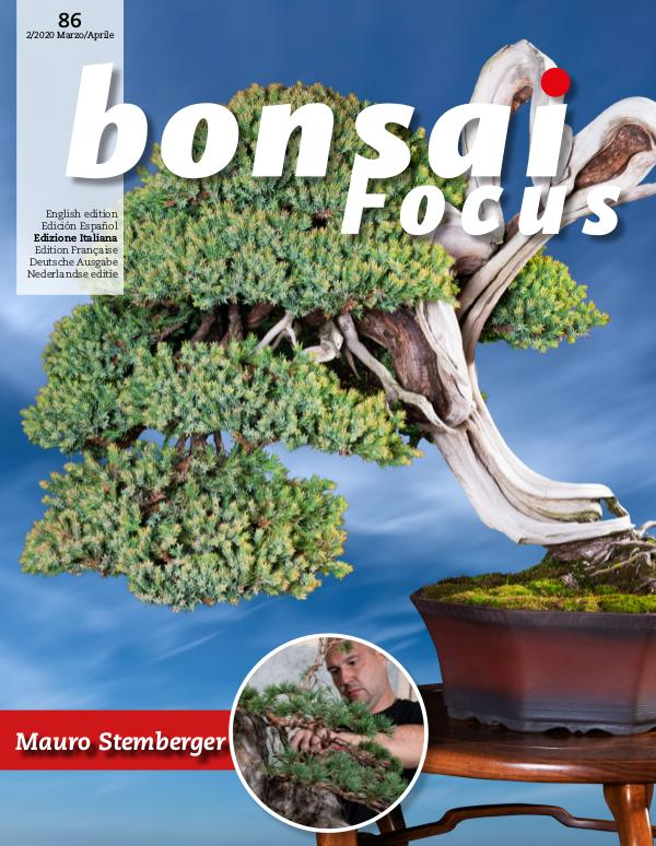 BONSAI FOCUS - Italiano 2020-2