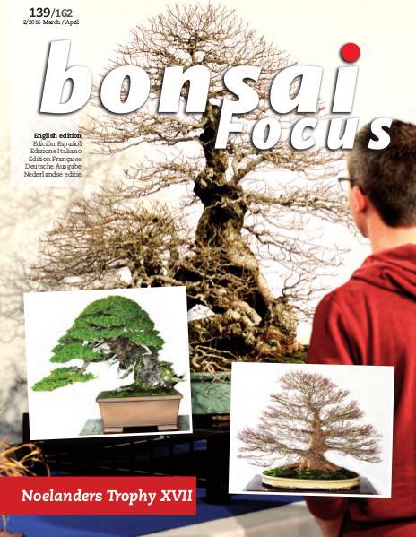 BONSAI FOCUS - English 2016-2