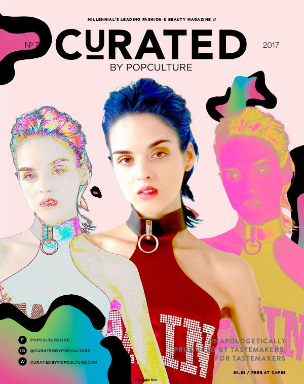 CURATED N. 7 issue