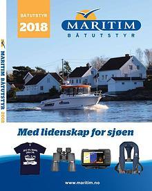 Maritim Båtutstyr, katalog 2018