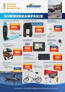 Sommerkampanje