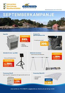 Septemberkampanje