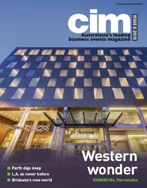 CIM NEWS MAGAZINE Issue 6 2016