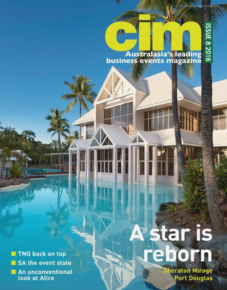 CIM NEWS MAGAZINE Issue 8 2016