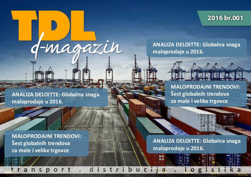 TDL d-magazin mart-april 2016.