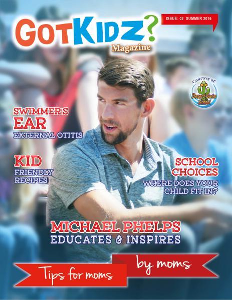 GotKidz Magazine Summer 2016