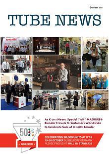 TUBE NEWS 2016
