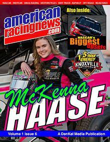 American Racing News Vol 1, Issue 2